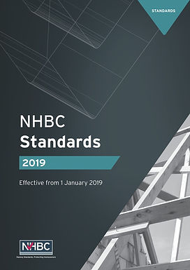 MAR 2019 - Further recognition from NHBC of our LGS structural design expertise achieved by Cian O'Mahony