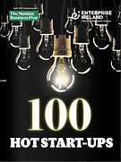 APR 2017 - Evolusion named as one of the 100 HOT START-UPS by the Sunday Business Post