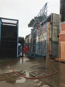 Weathertightness testing