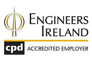"APR 2020 - Evolusion Innovation awarded Engineers Ireland ""CPD Accredited Employer"" status"