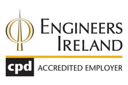 """APR 2020 - Evolusion Innovation awarded Engineers Ireland """"CPD Accredited Employer"""" status"""