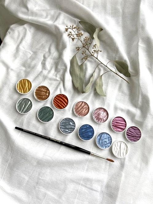 Pearlcolors   Einzelnäpfchen