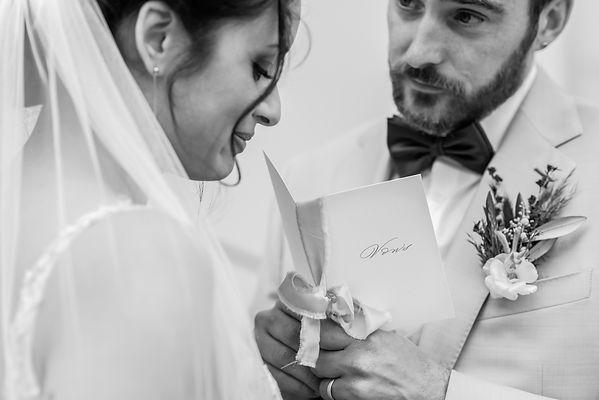 Hochzeitspapeterie Vows Geistreich