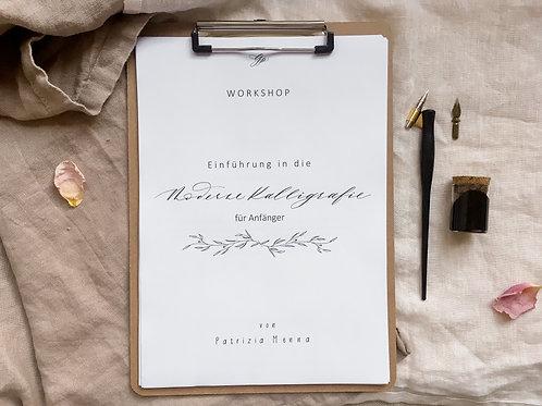 Moderne Kalligrafie   Starter-Set