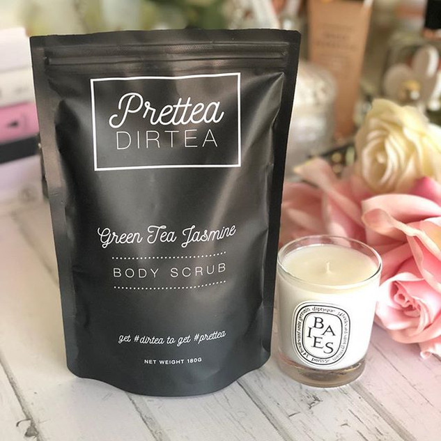 Getting dirtea with diptyque
