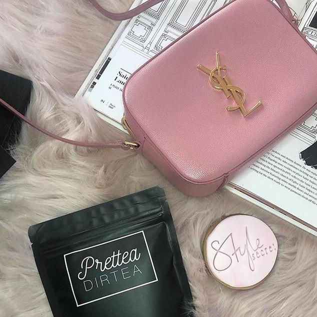 Getting dirtea with style secret & YSL