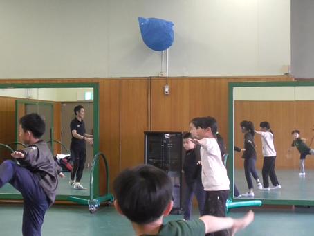 親子で学ぶ 春の走り方教室講習会