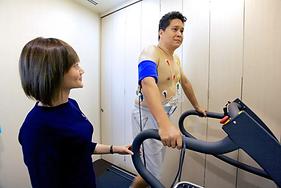 Treadmill Stress Test