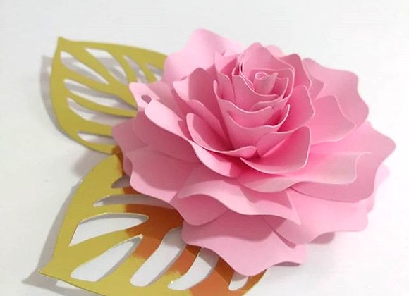 Molde de flor 27