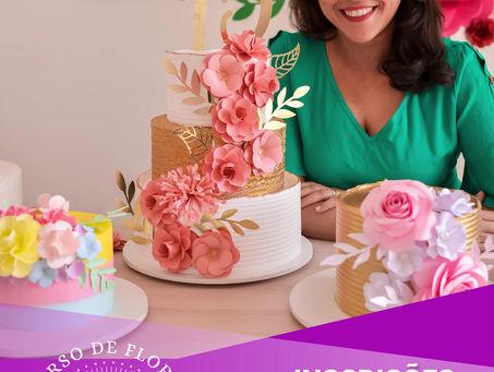 Que tal empreender e ter um negócio de flores de papel diferenciadas!