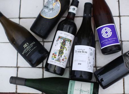 Trending now: Natural Wines in Singapore