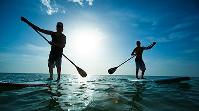 Stand up Paddle Board SUP Hire