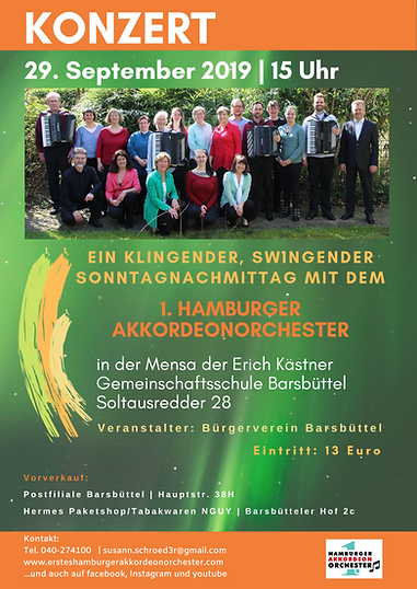 Konzert_Barsbüttel_29-09-2019_Plakat-Fot