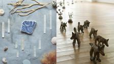 10月24日(木)より3日間、長沢暁+石原美和子二人展「航海記」を開催します