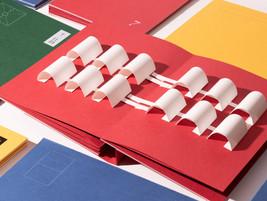 斉藤優太「十二仕掛  paper engineering 」展を開催します。