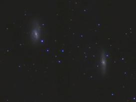 Messier 65 & Messier 66