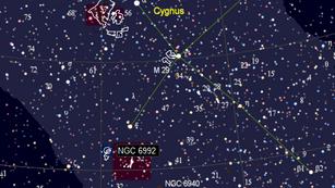NGC6992/6995