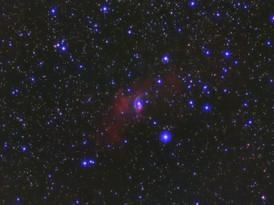 NGC 7635 (Colour version)