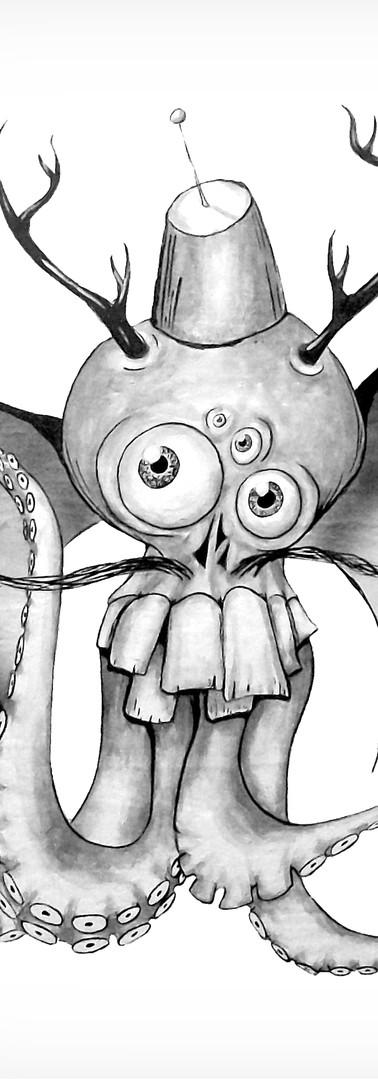 Monochromomatic Monster