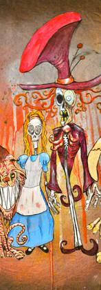 Alice in Wonderland Zombies