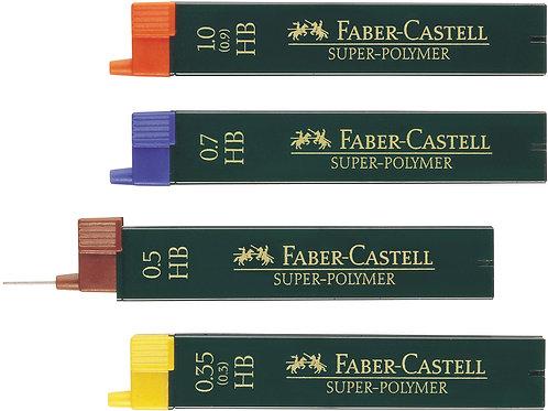 Stifter 0,7mm, ekstra brudsikre. Vælg variant
