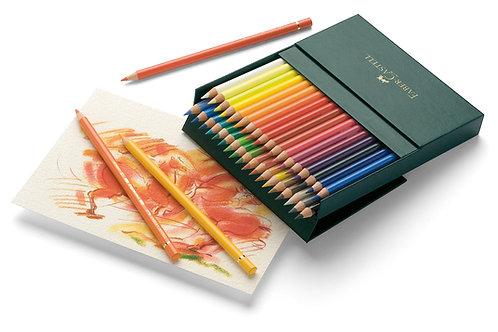 Farveblyanter,  Polychromos i smart studioboks