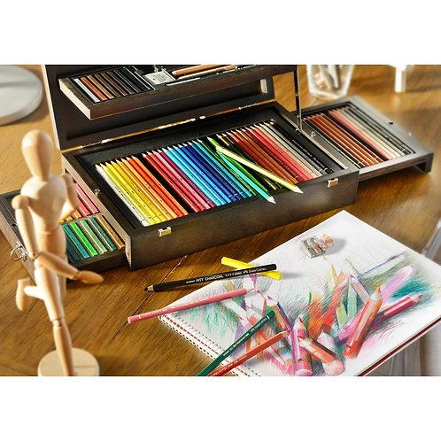Trækuffert med kunstnerfarver, Art & Graphic Collection
