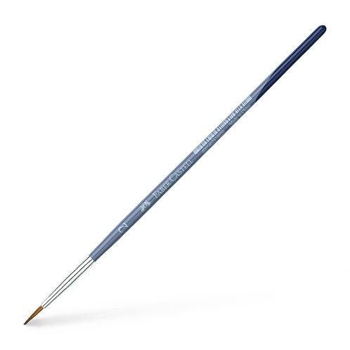 Rund pensel str. 2