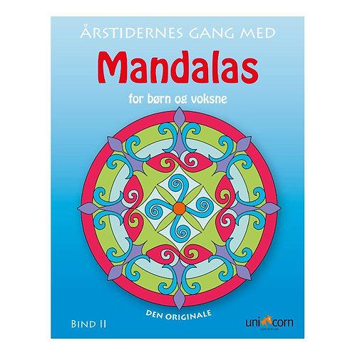 Malebog Mandalas, Årstidernes Gang Bind II TOPSÆLGER