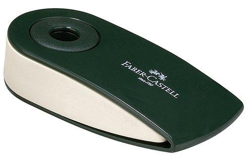 Viskelæder PVC-frit i elegant design med omslag. Vælg farve - Stor