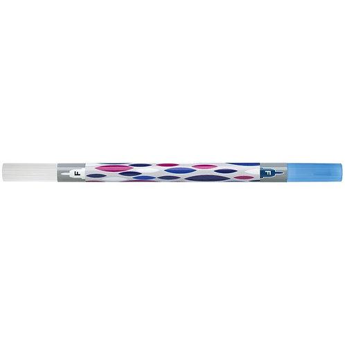Ink Eraser, Ink Corrector Str. M til fyldepenne med blåt blæk
