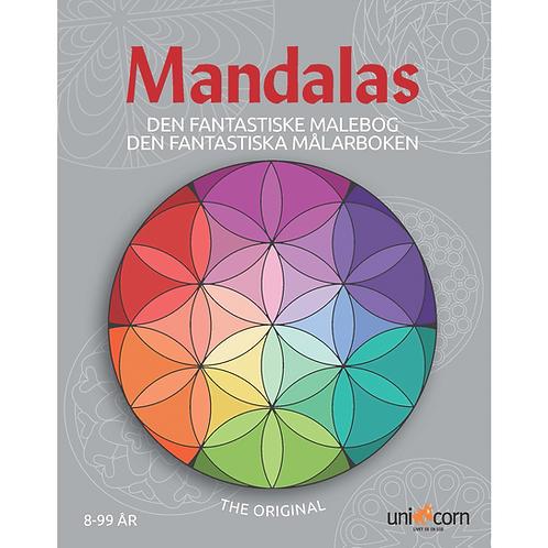Malebog Mandalas, Den Fantastiske Malebog