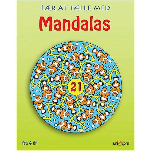Malebog Mandalas, Lær at tælle TOPSÆLGER
