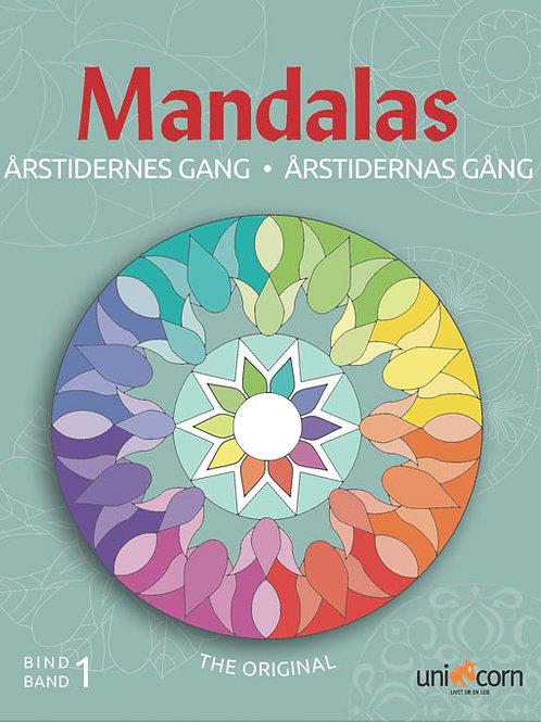 Faber-Castell Malebog Mandalas, Årstidernes Gang Bind I