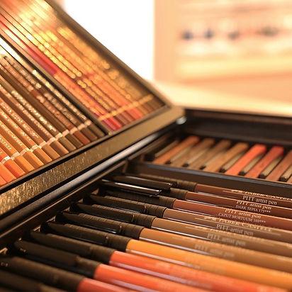 Kunstnerfarver Karl Lagerfeld & Faber-Ca