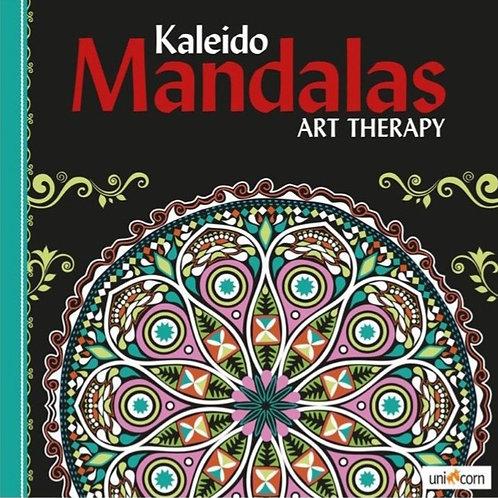 Mindfullness malebog Mandalas Kaleido Art Therapy
