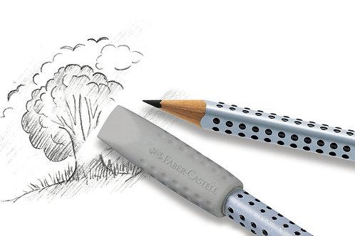 Topviskelæder 2 stk. til Grip blyanter. Vælg farve