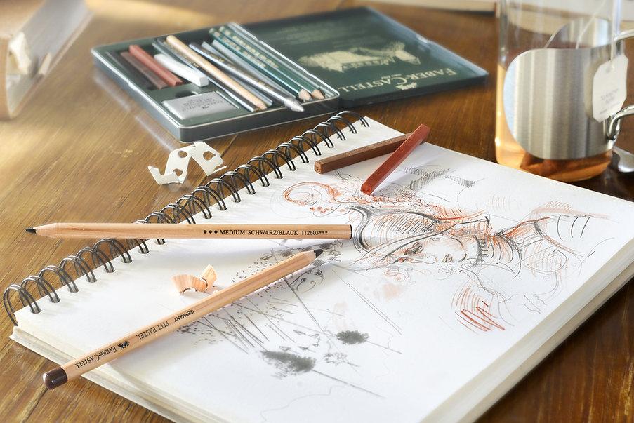 Kunstnerkridt Faber-Castell Pitt Monochrome 112976.jpg