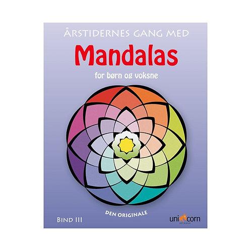Malebog Mandalas, Årstidernes Gang Bind III