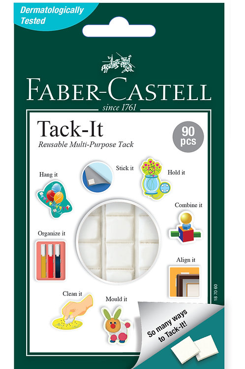 Hæftemasse Faber-Castell 'Tack-It'