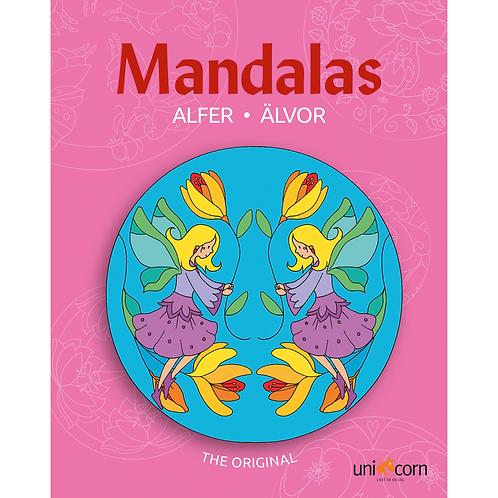 Malebog Mandalas, Alfer