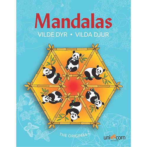 Malebog Mandalas, Vilde Dyr