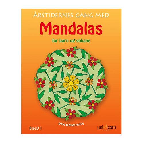 Malebog Mandalas, Årstidernes Gang TOPSÆLGER