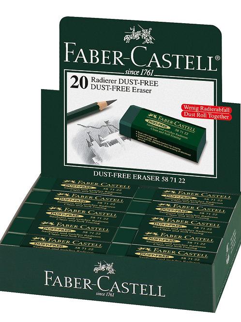 Faber-Castell DUST-free kunstnerviskelæder