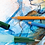 Thumbnail: Akvarelblyanter, Gavesæt med 24 ass. og 4 kunstnertuscher