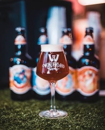 Rock'n'Beer: Wonderland Brewery
