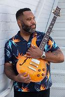 Kirk Fletcher wiht PRS Guitar by Rick Go