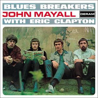 John Mayall & Eric Clapton, uma parceria que mudou a música