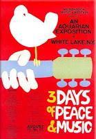 Um brinde à farsa de Woodstock!