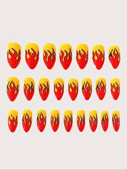 Hot AF Nails